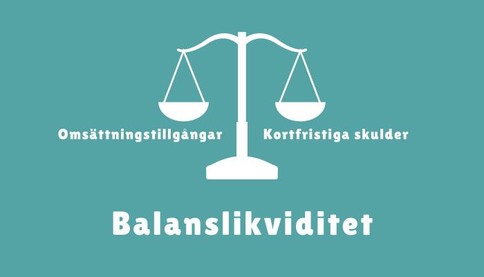 vad är balanslikviditet