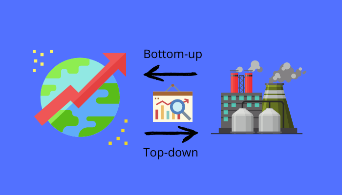Top-down & bottom-up analys