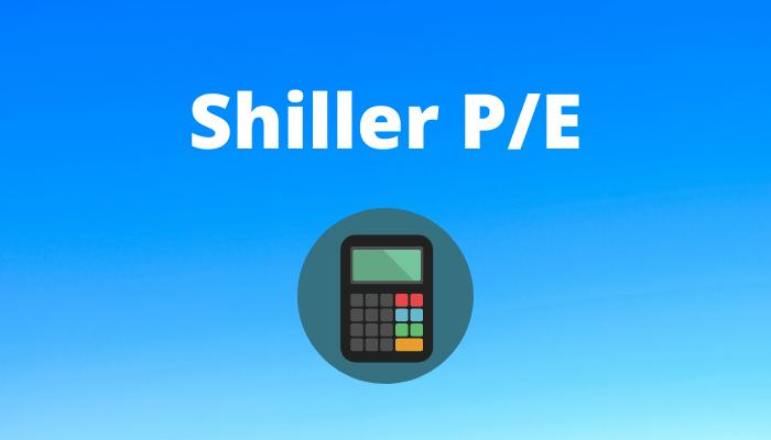 Shiller P E