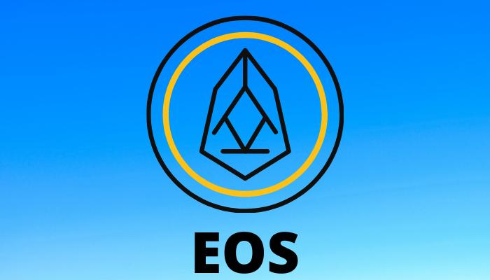 EOS kryptovaluta