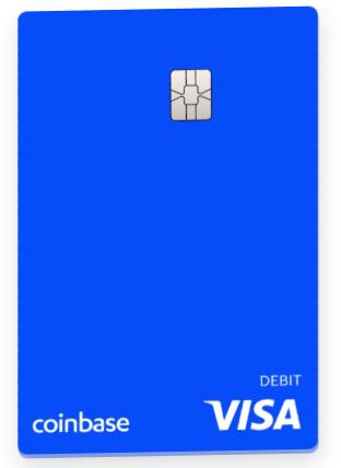 Coinbase kortet