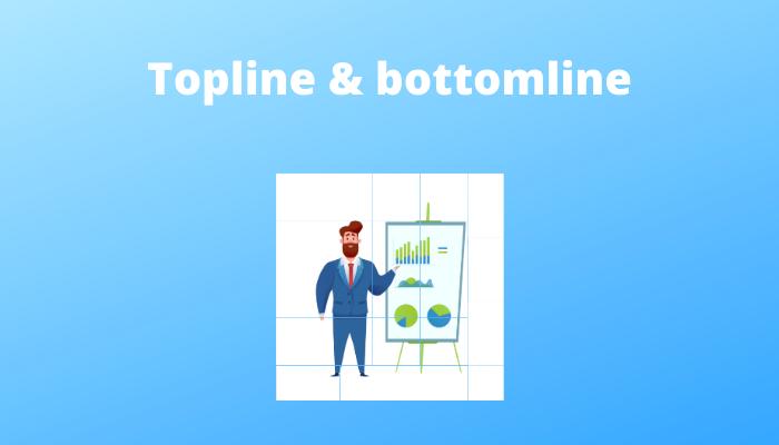 topline och bottomline