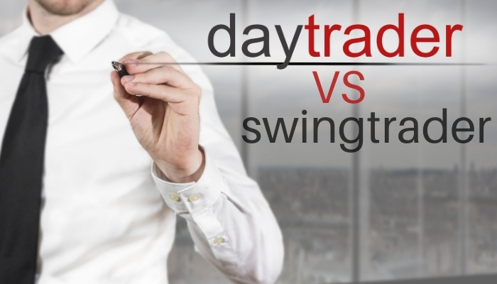 Daytrading vs Swingtrading