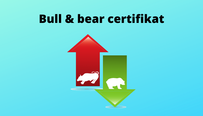 Bull och bear certifikat