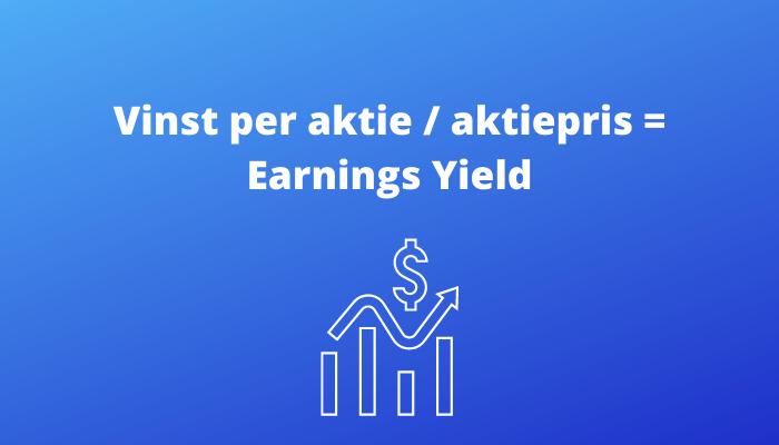 Earnings yield - resultatavkastning