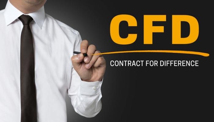 CFD handel & jämförelse av cfd-mäklare