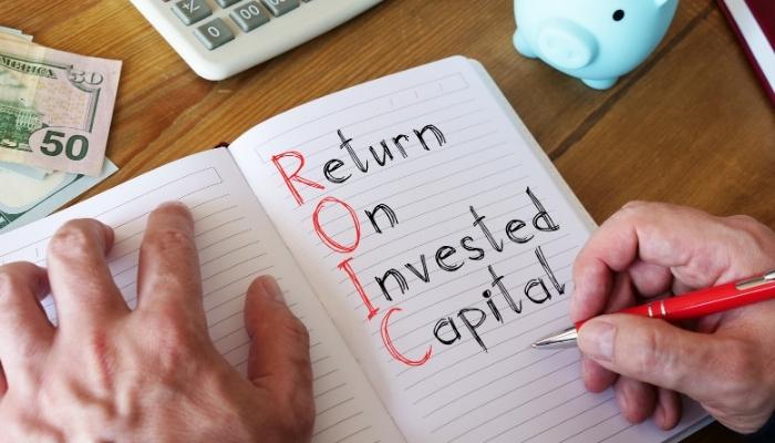 ROIC – avkastning på investerat kapital