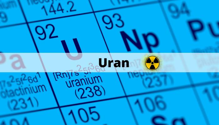 investera i Uran