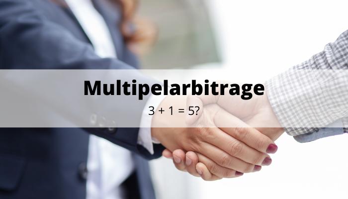 Multipelarbitrage