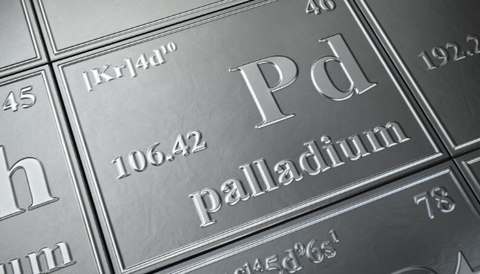 Investera i palladium