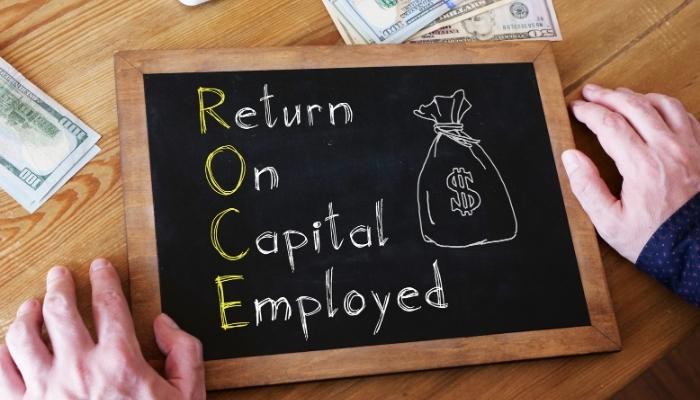 ROCE - avkastning på sysselsatt kapital