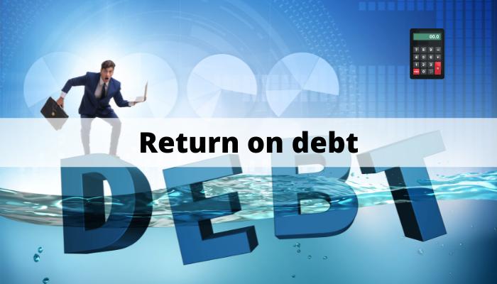Return on debt - avkastning på skuld