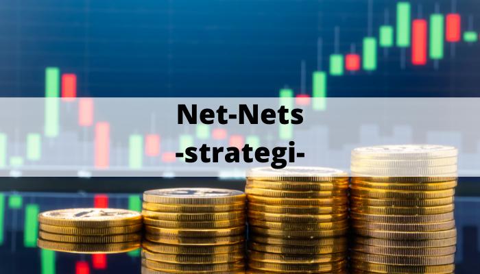 Net-Nets -strategi-