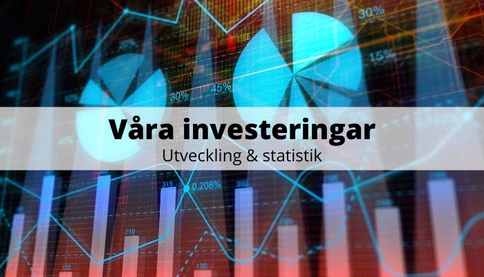 Våra investeringar - utveckling