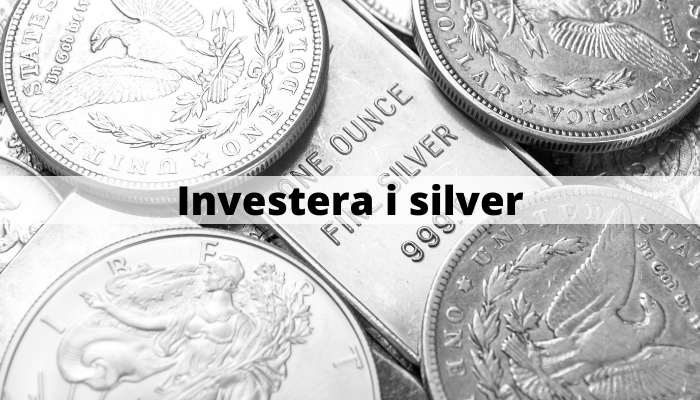 Investera i silver