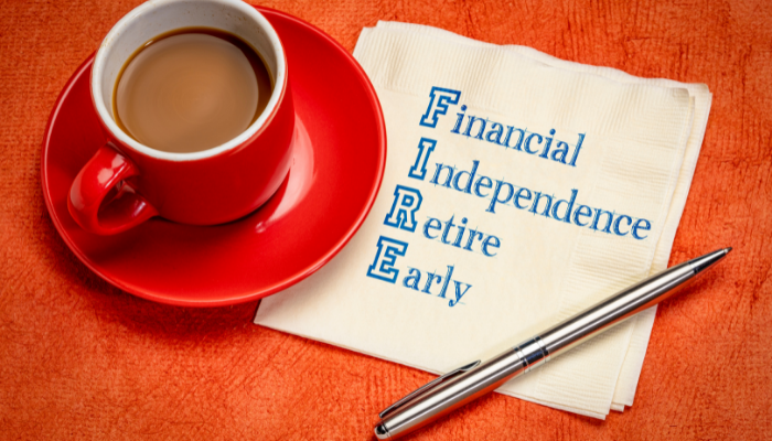 FIRE - Finance Independence Retire Early / ekonomisk frihet
