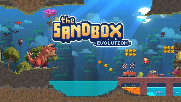 The sandbox - play to earn krypto