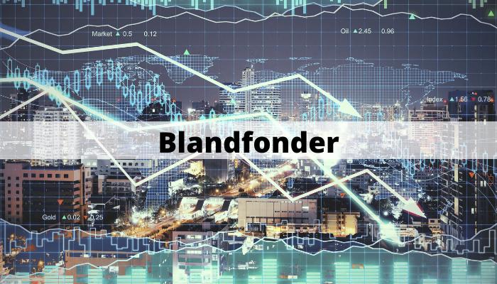 Blandfonder